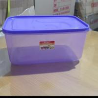 Toples Makanan / Kotak Makan Plastik / Lunch Box / Ompreng 1800