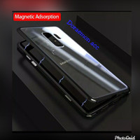 Magnetic Case Samsung galaxy S7 Edge luxury premium Magnet Case
