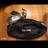 Supreme Waistbag SS18 Coreblack