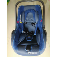 Baby Does Infant Car Seat & Carrier baby (second condition)