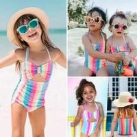 baju renang bayi 3bln-3thn salur salur lucu