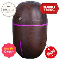 Taffware Ultrasonic Humidifier Aroma Essential Oil Wood 300 ml