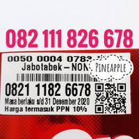 Nomor Cantik Simpati telkomsel 4G LTE seri 082 111 xxx 678