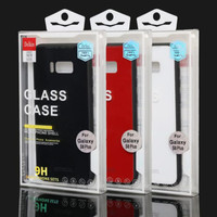 Case Redmi Note 5 PRO-DELKIN Glass Case/Back Cover Tempered Glass 9H.