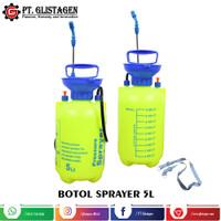 Alat Semprot Pressure Sprayer 5 Liter Semprotan Desinfektan 5L