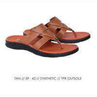 C 4RF56 Sandal Pria Sandal Jepit Pria Sandal Distro Casual Pria Trendy