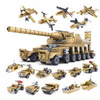 Lego City Army Soldier war Tank Police Station Minifigures superhero