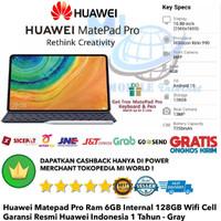 Huawei Mate PadPro Tab 10.8 4G 6GB/128GB MattePad Pro 6/128 grs-Resmi