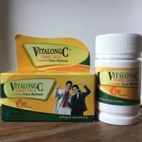 Vitamin C vitalong C 500mg isi 30