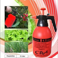 Hand Sprayer 2 Liter CBA (Alat Semprot Disinfektan, Hama, Burung)
