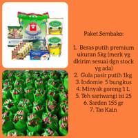 Jual Paket Sembako Parcel Bingkisan Lebaran Paket B