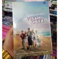 Novel Susah Sinyal - ika natassa & ernest prakasa