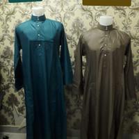 Gamis Polos pria dewasa/jubah/gamis cowok