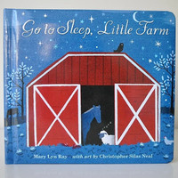 Go to Sleep, Little Farm (Board Book) - BBW - Big Bad Wolf