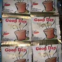 GoodDay Vanilla Latte Kopi 1 Renceng isi 10 Sachet