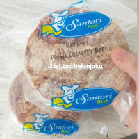 tenderloin steak slice wagyu blue label santori