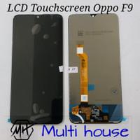 LCD Touchscreen Oppo F9 / F9 Pro / Realme u1 / Realme 2 Pro Original - Hitam