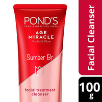 Ponds age miracle facial foam 100g