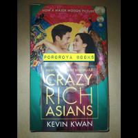 Novel Kevin Kwan CRAZY RICH ASIANS (Bahasa Inggris)