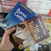 Set 2 Novel Bumi Cinta dan Api Tauhid by Habiburrahman El shirazy