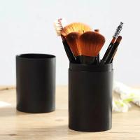Kuas Make Up Set Tabung isi 12 Pcs - Make Up Brush Set Tube