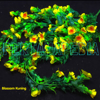 Bunga Plastik/ Daun Rambat/ Rumput Plastik/ Floral Foam/ Blossom