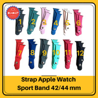 Strap Apple Watch Sport Band 38/44 mm