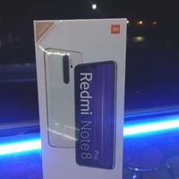 XIAOMI REDMI NOTE 8 PRO RAM 6/128GB GARANSI RESMI