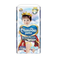 MamyPoko Pants Royal Soft M-42 Girl