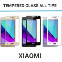 TEMPERED GLASS XIAOMI ALL TIPE ANTI GORES