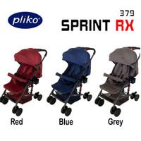 Stroller pliko sprint rx new pk 379 kereta bayi
