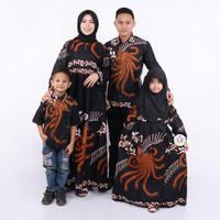 batik keluarga family motif Any cendrawasih