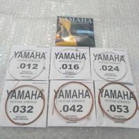 senar gitar Yamaha folk bronze akustik/acustic