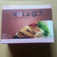Minuman serbuk obat persendian Kolago
