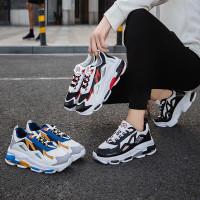 Sepatu Pria Sneakers Import Olahraga Sepatu Kasual Mesh Breathable Ori