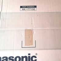 Rak Tutup Vegerator Box Sayur Buah Kulkas Panasonic Original
