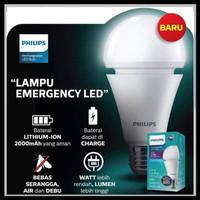 Lampu LED Emergency Phillips 7Watt High Quality