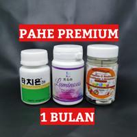Pahe Premium: 1 BULAN (Luminous+ Tathione Tablet 100mg + Vitamin C)