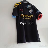 jersey original Manchester city away 19/20
