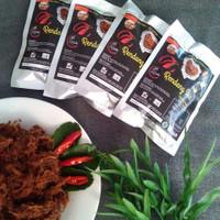 Rendang Suwir Daging Sapi dan Daging Ayam