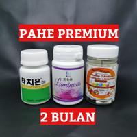 Pahe Premium: 2 BULAN (Luminous+ Tathione Tablet 100mg + Vitamin C)