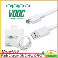 Kabel Data Oppo F7 F9 ORIGINAL 100% VOOC Flash Charge Micro USB