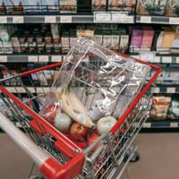 Tote Bag / Tote Bag Transparant / Plastik Bag / Travel Bag / Tas Tote