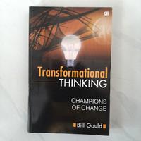 Buku Transformational Thinking by Bill Gould