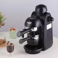 Original Mini Espresso Coffee Maker semi automatic 240ml 5Bar Frother