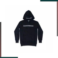 Hoodie-Outerwear-Fashion QUEEN BEER terlaris