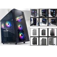 Casing DeepCool MATREXX 55 V3 Tanpa Fan Case Gaming - Black