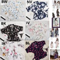 Dark of Keiko Sexy Kimono Robe Lingerie -Sabuk + Gstring