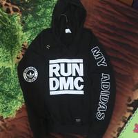 hoodie adidas run dmc bukan bape undefeated