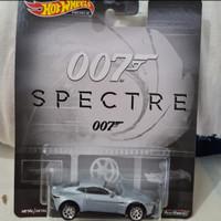 Hotwheels PREMIUM ASTON MARTIN DB 10 SPECTRE 007 diecast mobil